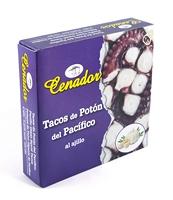 Tacos de Potón al Ajillo RO-280