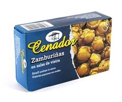 Zamburiñas en Salsa de Vieira OL-120